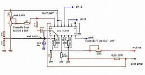 Atx Power Supply With Adjustable Voltage Current Modified