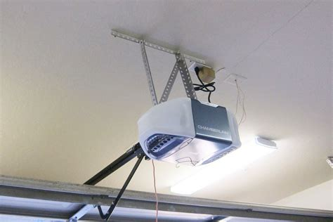 installing garage door opener chamberlain garage door opener review the construction
