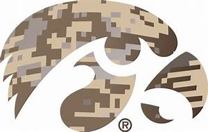 university of iowa wall decals vinyl wall lettering With camo vinyl lettering