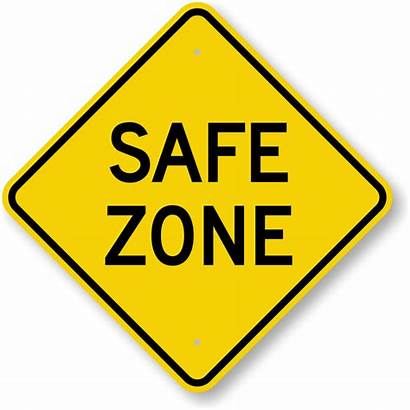 Signs Zone Safe Safety Traffic Sign Zones