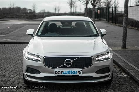 Review Volvo S90 by Volvo S90 Review 2017 Carwitter