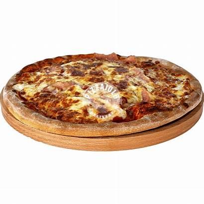Pizza Carbonara Marti Zilei Brasov Pizzaiolo Bacon