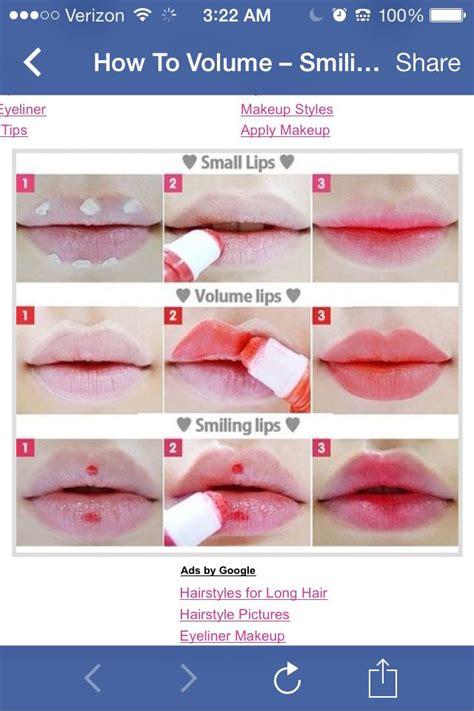 tricks  hacks    lips  fuller  bigger