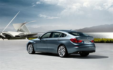 2018 Bmw 5 Series Gran Turismo Information And Photos