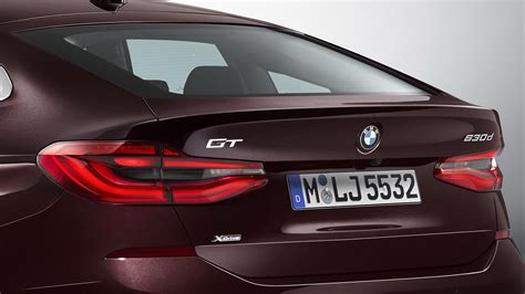 Modifikasi Bmw 6 Series Gt by New Bmw 6 Series Gt Official Photos Now 50 Prettier