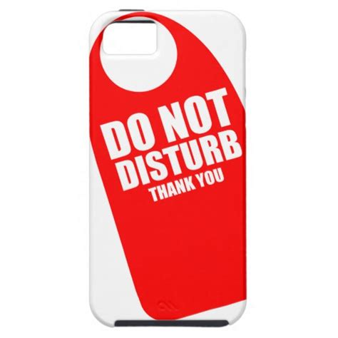 do not disturb on iphone do not disturb iphone 5 zazzle