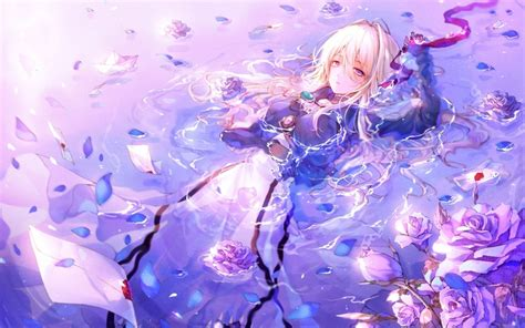 violet evergarden windows  theme themepackme