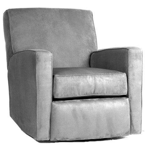 Savvy Upholstered Glider And Ottoman By Castle by Mod Glider Recliner In Custom Fabrics Baby Glider