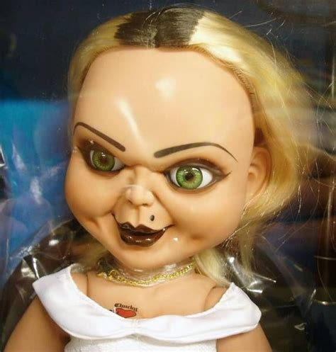 Tiffany - Bride of Chucky - Sideshow 18'' dolls