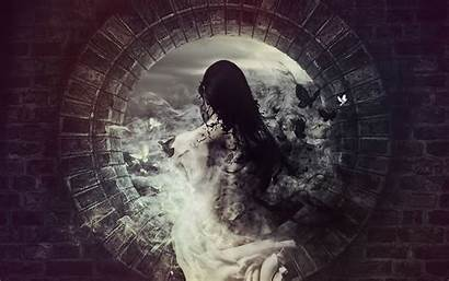 Fantasy Gothic Wallpapers Illustrations Goth Artwallpaperhi Updated