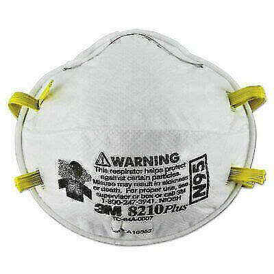 particulate respirator face mask