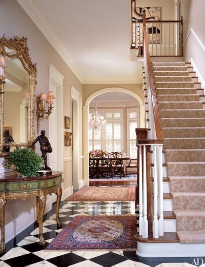 oriental rugs   space architectural digest