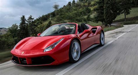 Ferrari 488 Spider · Five Stars Rentals Montecarlo