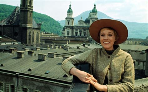 The sound of music was filmed at various locations in and around salzburg, including leopoldskron palace, frohnburg palace, the mirabell the wedding scene in the movie was filmed at the basilica in mondsee. Want to Visit Where They Filmed the 1965 Film Version of ...
