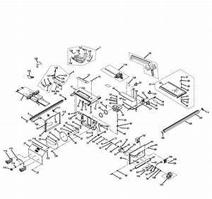 Craftsman 315218291 Table Saw Parts