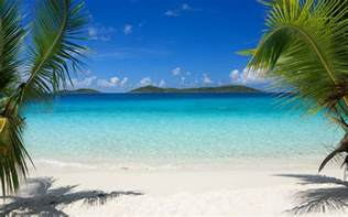 Beautiful Caribbean Island Beaches