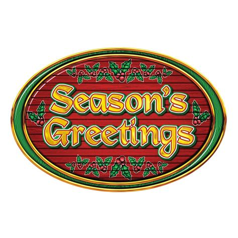 Season's Greeting Sign  Partycheap. Ringworm Signs. Leo Tumblr Signs. Left Atrial Signs Of Stroke. Clapper Signs. Peritonsillar Abscess Signs. Arc Signs Of Stroke. Tamil Meaning Signs. Tiger Signs