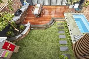Beautiful Home Interior Design The Block Series 13 Back Yard Reveals The Interiors Addict