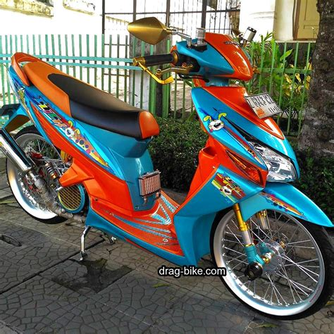 Variasi Motor Vario 150 by Variasi Motor Vario Fi 110 Modifikasi Yamah Nmax