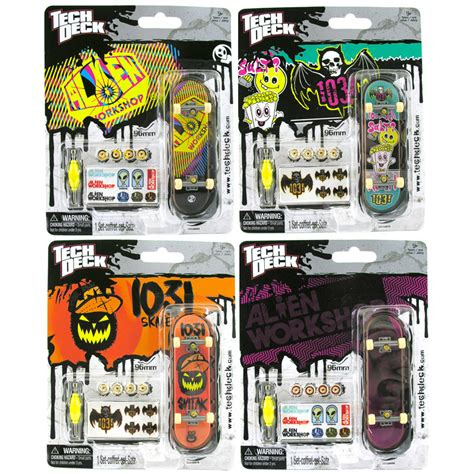 Tech Deck 96mm Fingerboard Choice Of Styles One Supplied