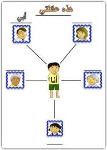 family members images family worksheet
