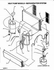 Refrigeration System  Heat Pump Models   Ptc09335jft