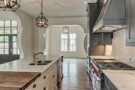 Marble And Butcher Block Countertops by Kitchen Island Withmmarble And Butcher Block Countertop