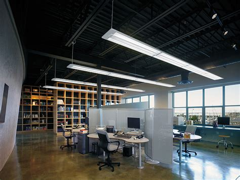 workplace design lighting of workplaces specification