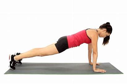 Plank Step Exercise Planks Planking Workout Technique