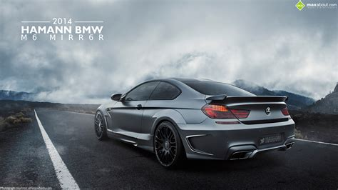 2018 Hamann Bmw M6 Gran Coupe Wallpapers Hd Wallpapers