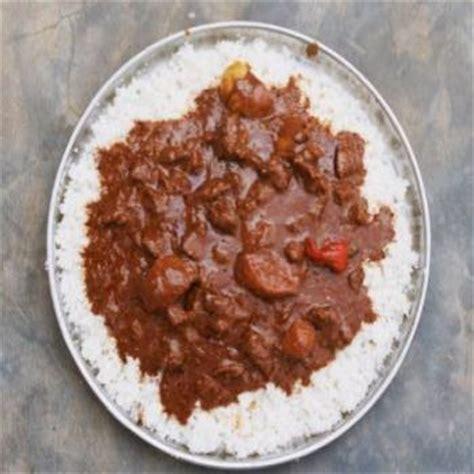 recette de cuisine senegalaise mafé de boeuf recettes de cuisine sénégalaise