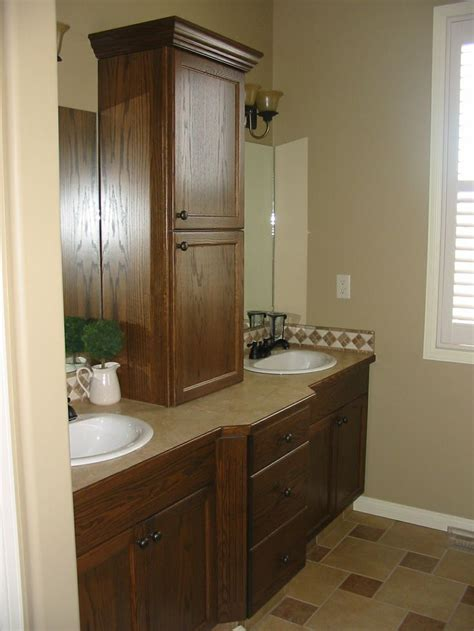 Bathroom Vanity And Tower Set by Bathroom Tower Vanity Bathroom