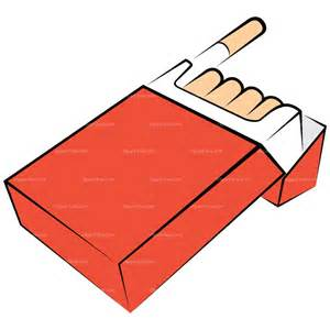 Cigarette Pack Clip Art