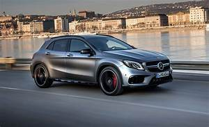Mercedes 45 Amg : 2017 mercedes amg cla45 and 2018 gla45 first drive review car and driver ~ Maxctalentgroup.com Avis de Voitures