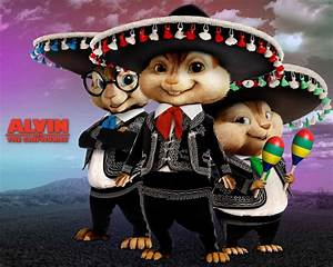 Olivia Carroll: alvin and the chipmunks wallpapers