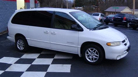 1999 Dodge Caravan by 1999 Dodge Grand Caravan Iii Pictures Information