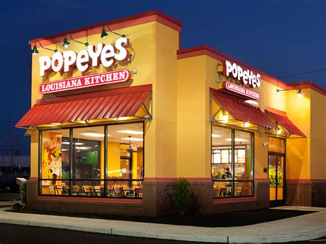 Popeyes prices in USA - fastfoodinusa.com