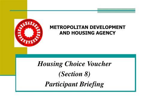section 8 housing voucher amounts ppt housing choice voucher section 8 participant