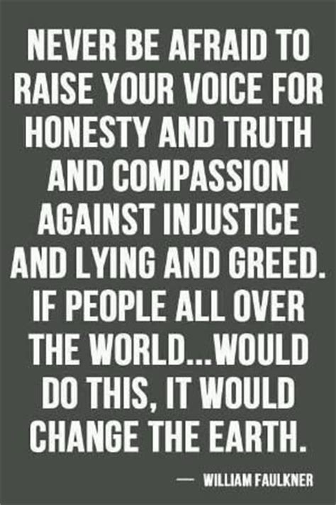 Quotes Speaking Out Against Injustice