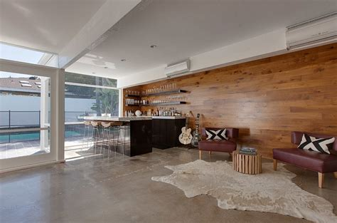 Mid Century Modern Kitchen Remodel Ideas - two story mid century home gets fancy remodel