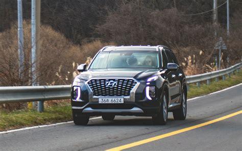 hyundai palisade canada hyundai cars review release