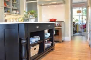 open kitchen island open shelves in island kitchen stuff plus