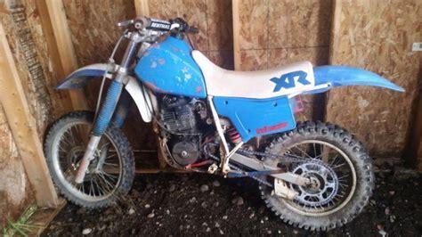 honda xr 500 84 brick7 motorcycle