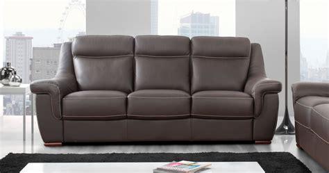 salon canapé cuir carla salon cuir fixe ou relaxation personnalisble sur