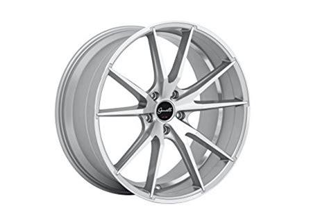 gianelle davalu silver wheels tire package