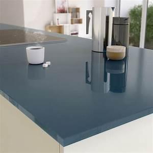 Bleu De Travail Leroy Merlin : assez plan de travail cuisine bleu ye04 montrealeast ~ Melissatoandfro.com Idées de Décoration
