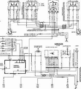 Porsche 944 Power Window Wiring Diagram