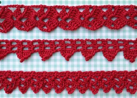 crochet edging crochet edgings the easy way cara medus