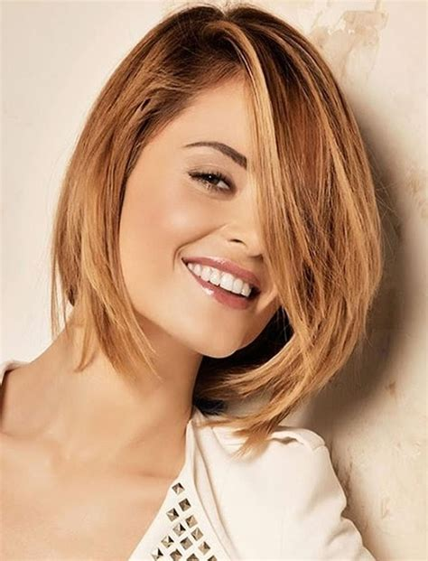 15 Inspirations of Layered Medium Bob Hairstyles