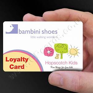 Business Carads Loyalty Cards